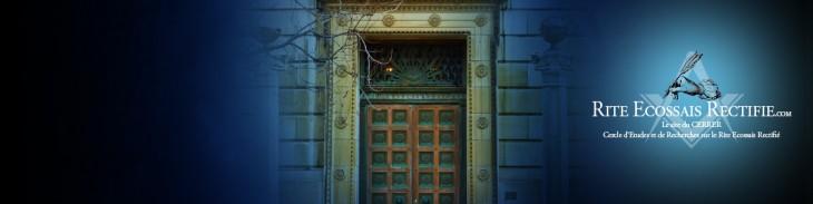 Porte du Temple | Rite Ecossais Rectifié