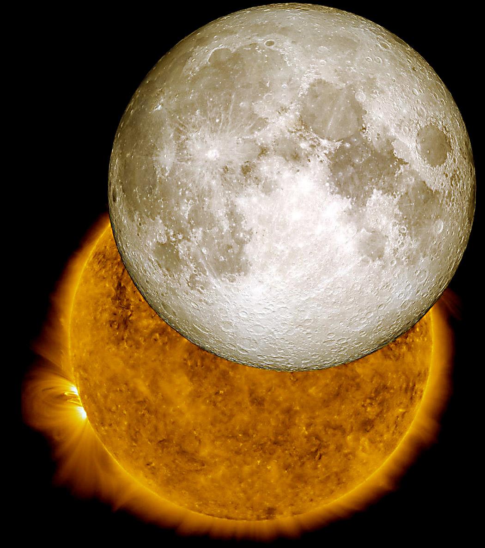 Le soleil et la lune | Rite Ecossais Rectifié - 2