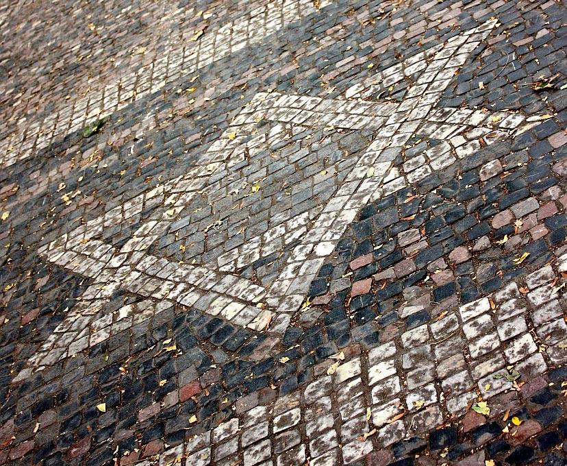 Deux triangles entrelacés | Rite Ecossais Rectifié -2