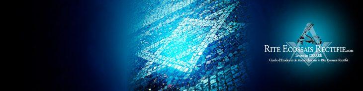 Deux triangles entrelacés | Rite Ecossais Rectifié