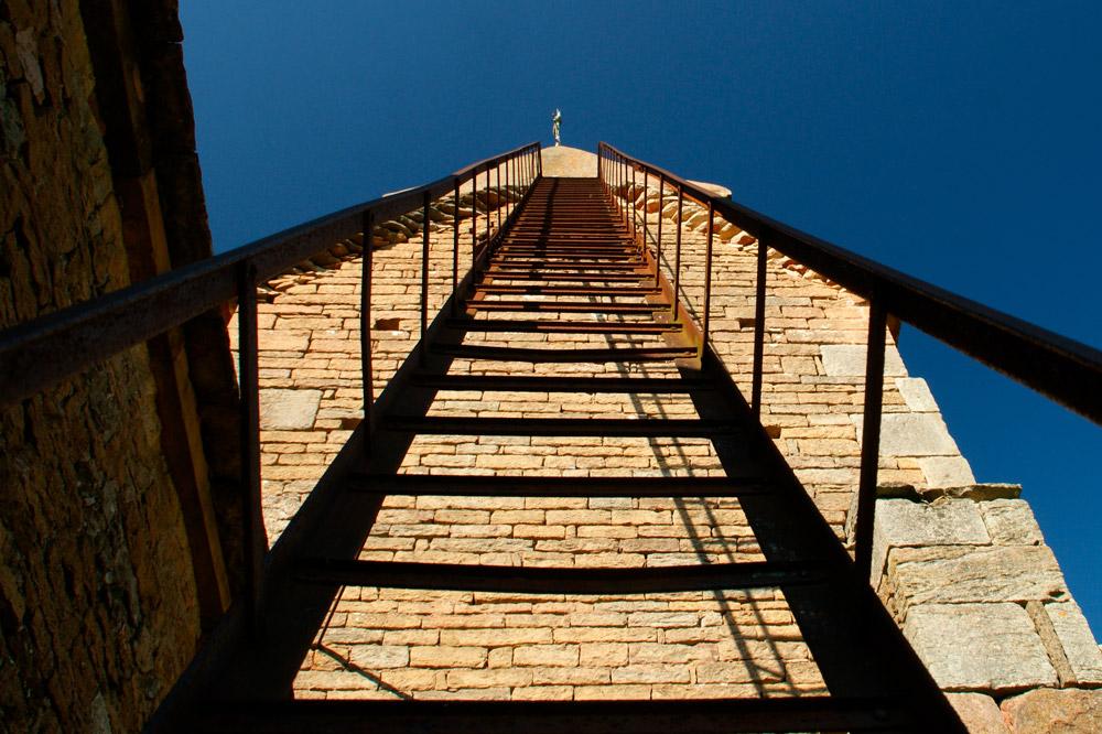 L'escalier de sept marches | Rite Ecossais Rectifié -2