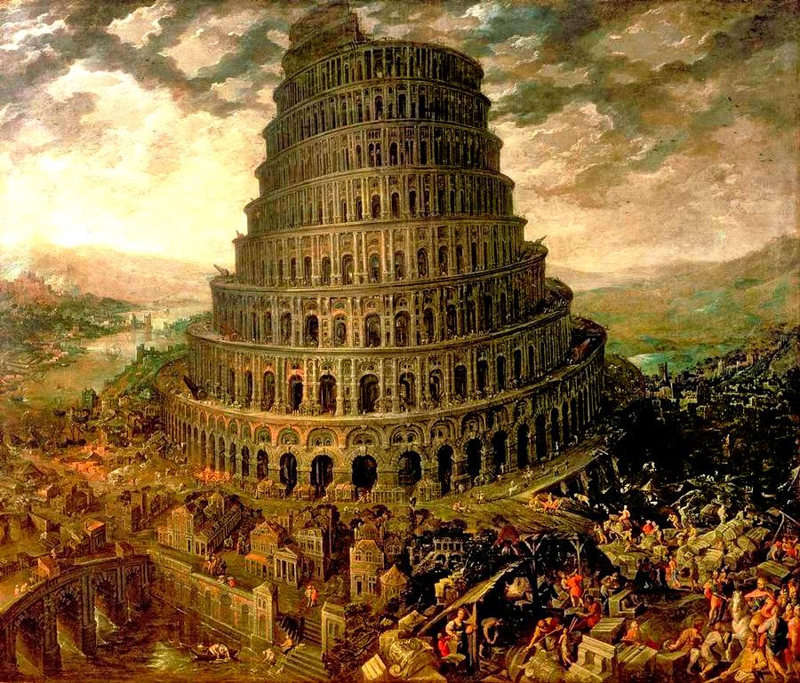 Tour de Babel | Rite Ecossais Rectifié -2